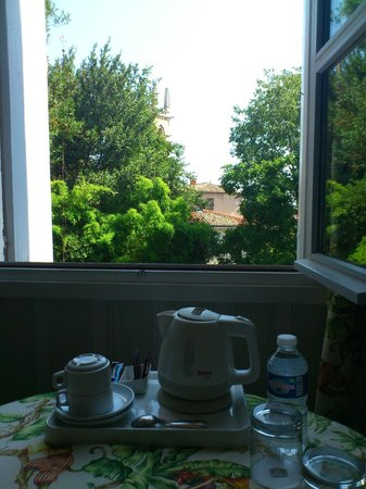 Best Western Hotel Le Guilhem: view