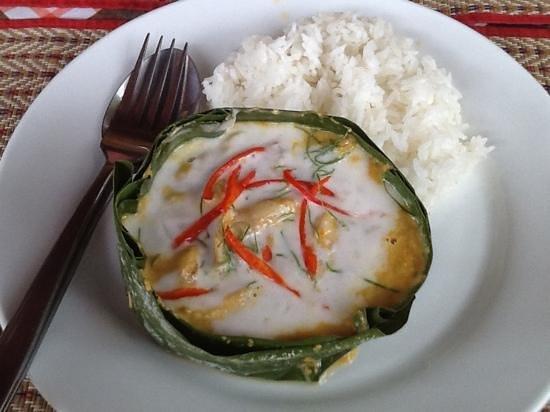 Nary Kitchen: fish amok
