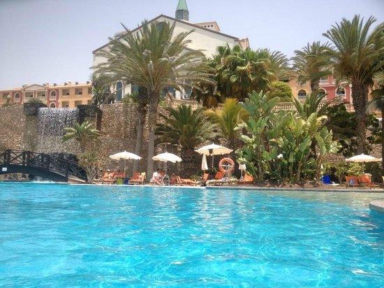R2 Rio Calma Hotel & Spa & Conference: widok z basenu