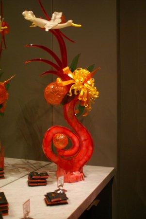 Coco Love: sugar sculpture