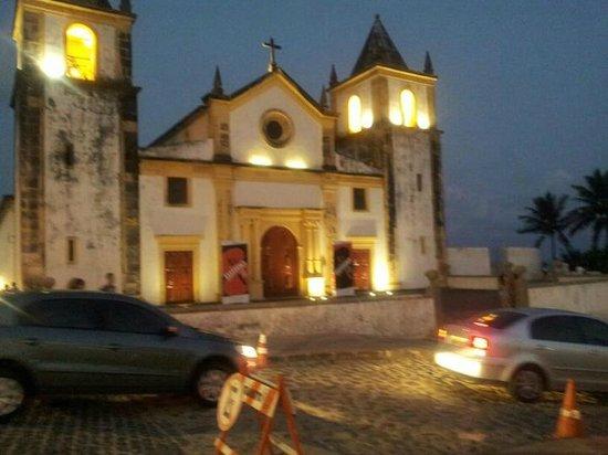 Hotel Costeiro: Igreja da Sé.