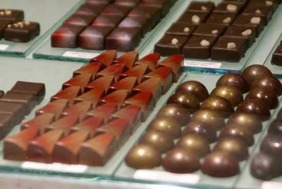 Coco Love: assorted chocolates
