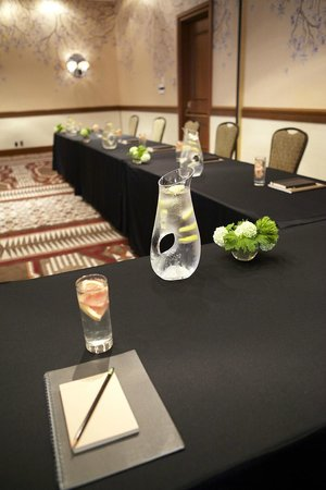 Kimpton RiverPlace Hotel: Meeting Room Setup