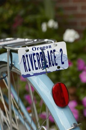 Kimpton RiverPlace Hotel: Complimentary Bikes