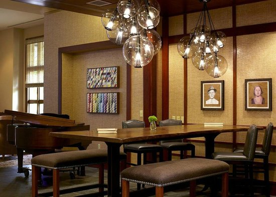 Kimpton RiverPlace Hotel: Private Dining Space