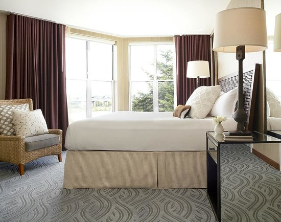 RiverPlace Hotel, a Kimpton Hotel: Grand Suite Bedroom