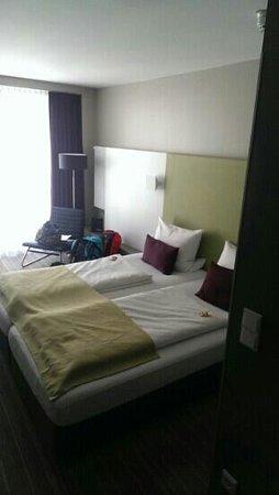 Hotel Demas City: our room