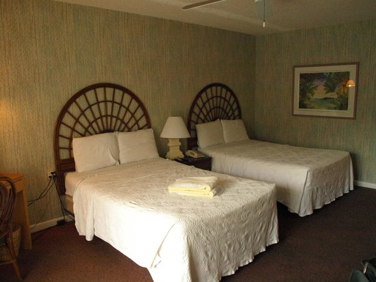 Banana Bay Resort and Marina Marathon : Two queen beds