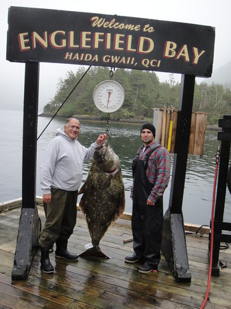 The Lodge at Englefield Bay (Westcoast Resorts): We will be at Englefield lodge for the fifth time. The best fishing experience ever.