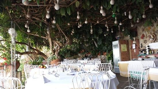 Al Barilotto Del Nonno: la fantastica terrazza del Barilotto