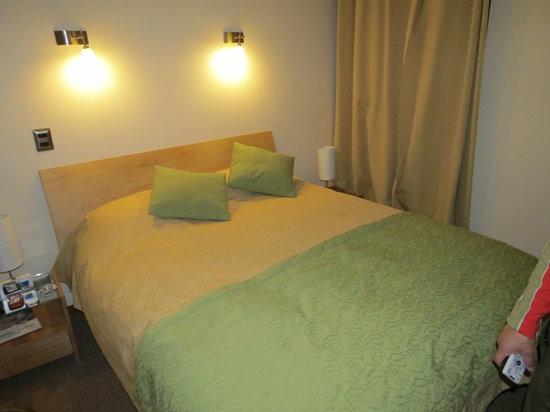 Chalet Valluga: habitacion