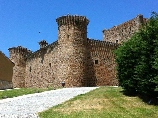 Castillo de Valdecorneja