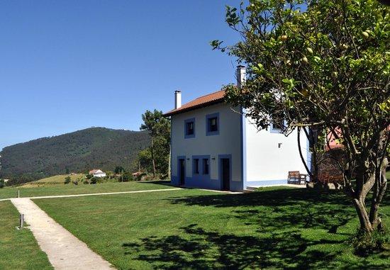 Casona la Sierra: Antiguo pajar: apartamentos-loft dúplex
