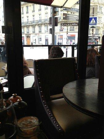 Relais Odéon : Vista do Blv S Germain