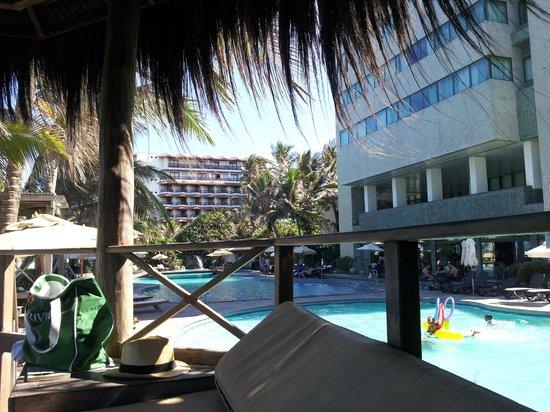 Hotel Ritz Lagoa da Anta: Great spot to appreciate the view