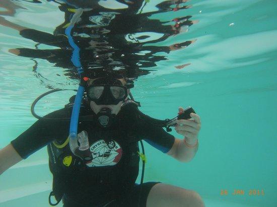 Crystal Clear Thailand: Первый вдох под водой