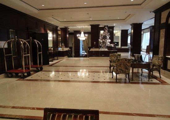 Steigenberger Wiltcher's: Lobby