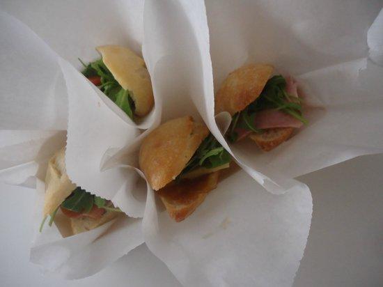 Gourmix: sandwiches
