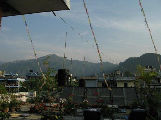 Hotel Mount Fuji: Mount Fuji Terrace