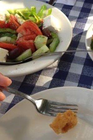 Periyali Greek Taverna: greek salad