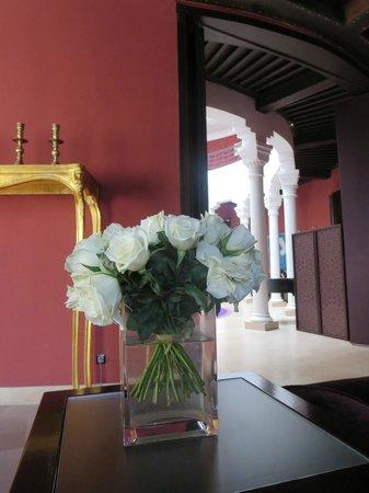 The Pearl Marrakech: Interior Dining/Breakfast Room