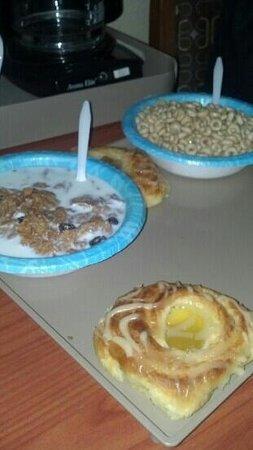 Deer Haven Inn : breakfast