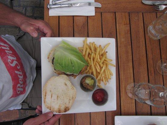 Ocean Grill: Tasty Burger