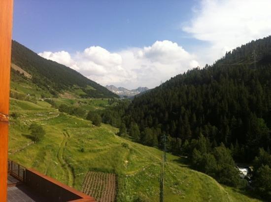 Sport Hotel Hermitage & Spa: vistas