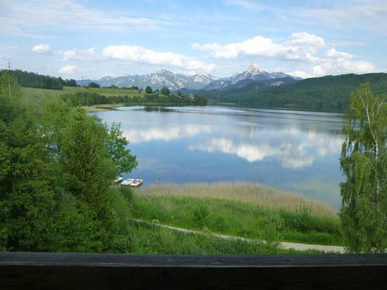 Appartement  Hotel Seespitz: Wonderful view