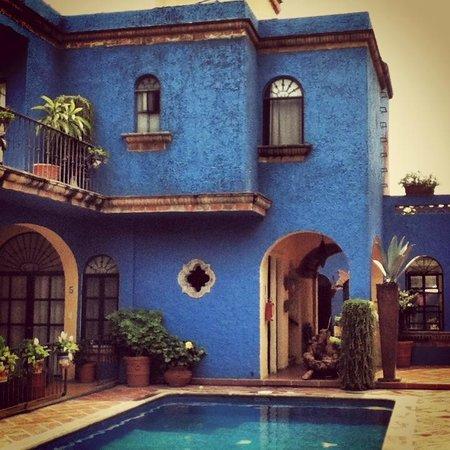 La Villa del Ensueno Hotel: villa del ensueño