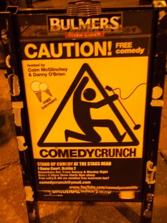 The Comedy Crunch: Quite Funny