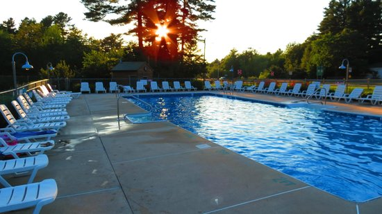 Old Orchard Beach Campground: pool