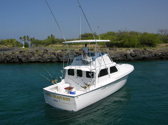 Kona Seafari Sport Fishing