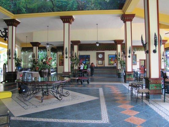 ClubHotel Riu Bachata: recepcja