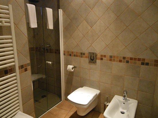 Casa Rural Higeralde : Baño