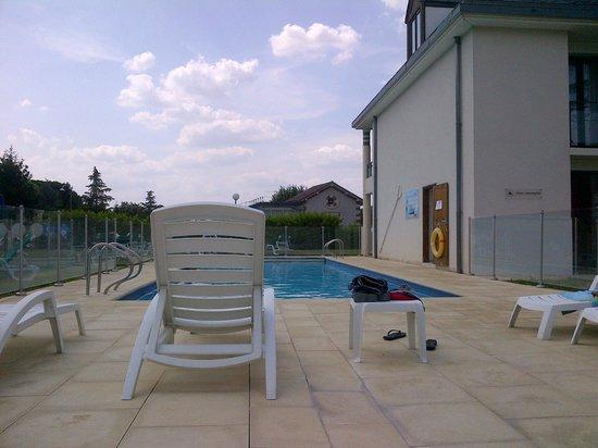 BEST WESTERN Manoir de Beauvoir: piscine