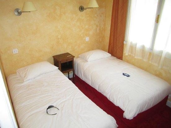 Hotel Beausejour: Chambre des enfants