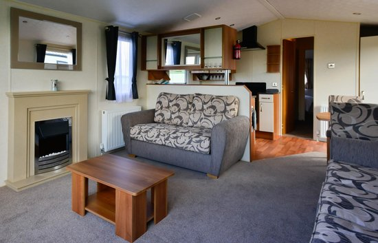 Machrihanish Holiday Park: One of our caravans