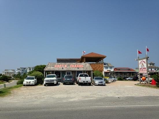Capt'n Franks: Best Dogs on the Outer Banks