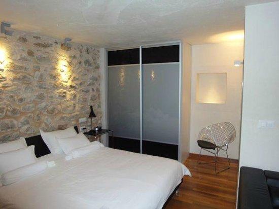 Divota Apartment Hotel: Schlafbereich