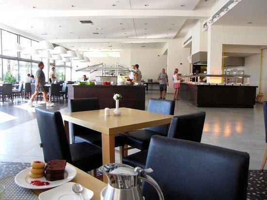Puravida Resort Blue Lagoon: Restaurant (breakfast & evening dinner/supper)