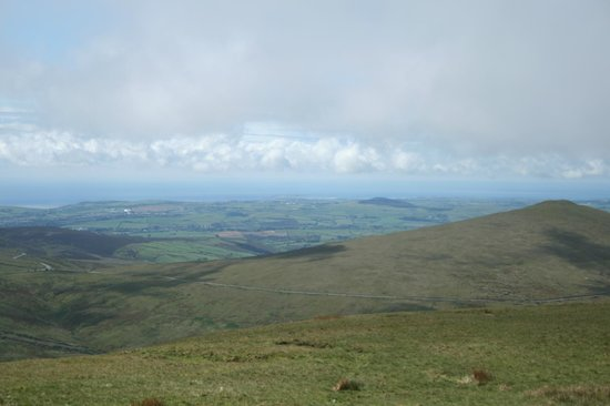 Snaefell: View from the summit