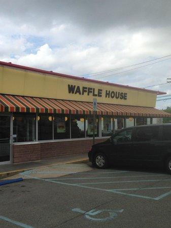 Scranton Area Waffle House