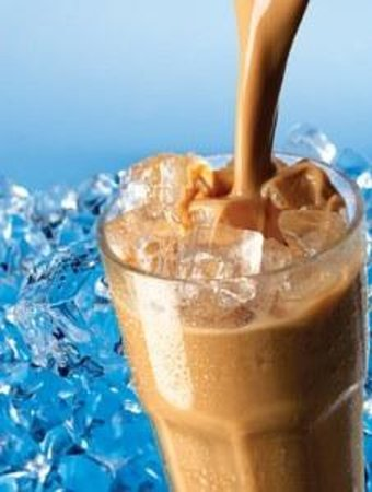Royal Majesty Espresso bar Bakery: Great iced Lattes!