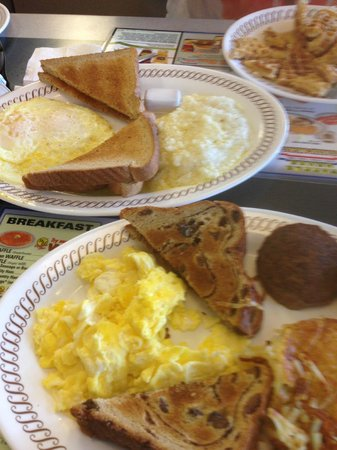 Waffle House: All-Star Breakfast