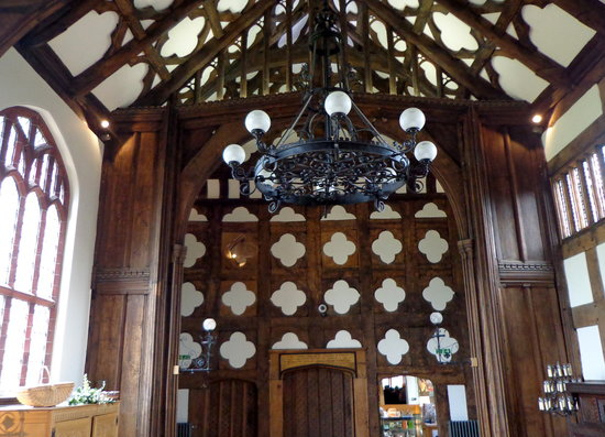 Ordsall Hall: Great Hall