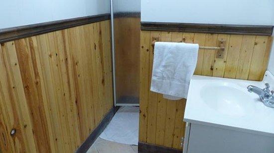 La Maison Sainte-Ursule: Salle de bain partagée à côté de la chambre #11