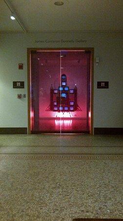 Worcester Art Museum : Door