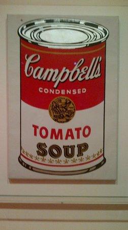 Worcester Art Museum : Warhol