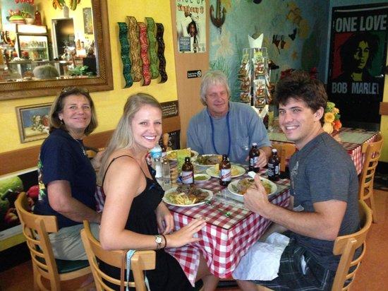 Del-Mel Restaurant: July evening